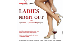 THE LADIES NIGHT OUT BROCHURE