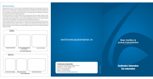 TECHTRONIC AUTOMATION BROCHURE